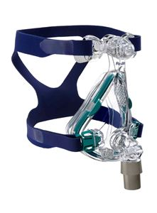 Picture of Mirage Quattro Full Face Mask System - XSML